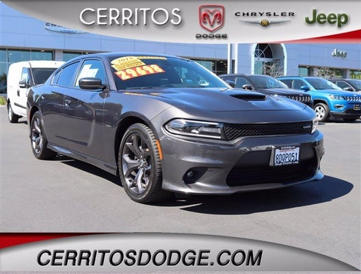 Used Dodge Charger Cerritos Ca